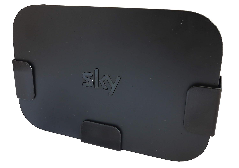 Sky Q Mini Box Wall Bracket Mount BLACK STEEL Inbrackets®