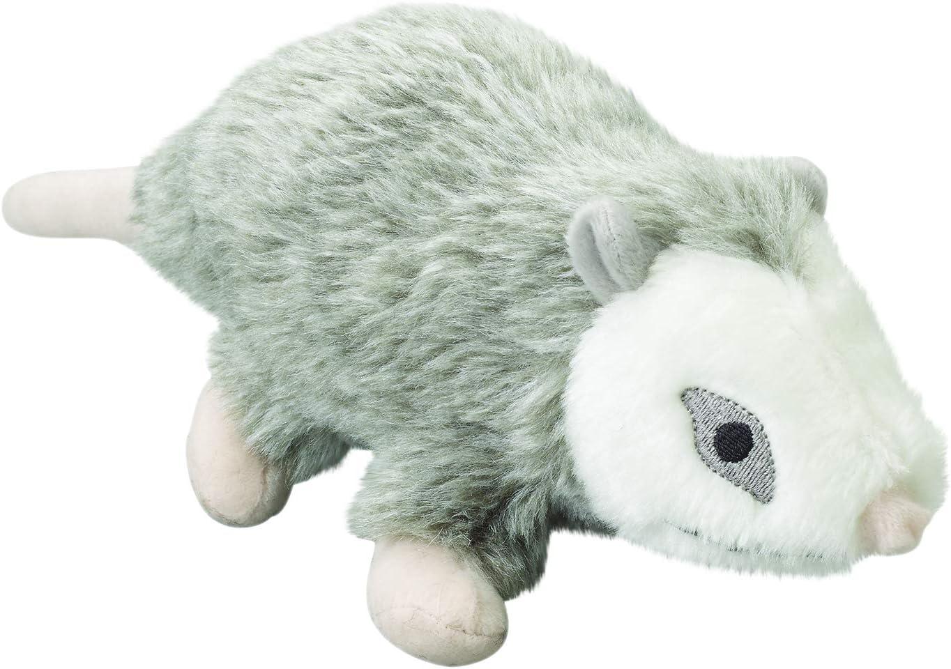 SPOT Woodland Collection Possum   Dog Squeak Toys   Grunt Toy   Puppy Toys   Plush Fabric   15