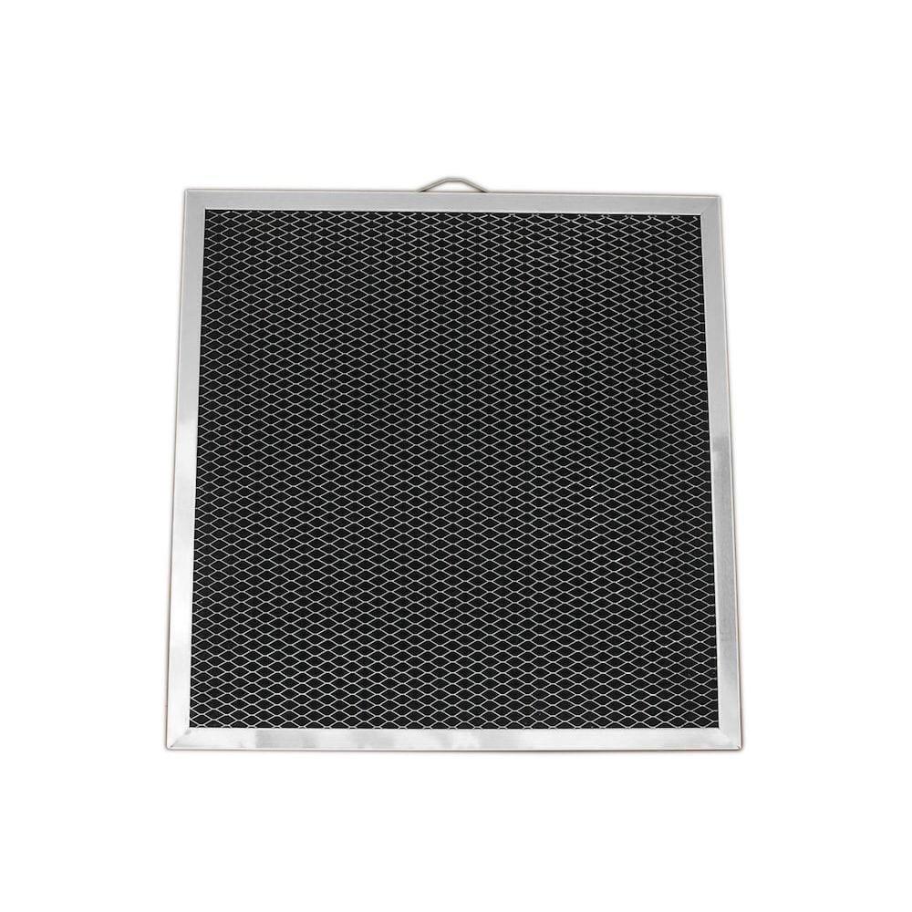 Broan 99010317 Range Hood Charcoal Filter Genuine Original Equipment Manufacturer (OEM) Part for Broan & Kenmore, Black