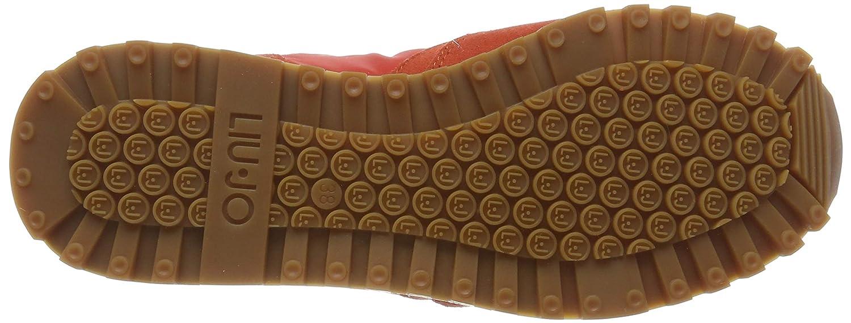 Running Scarlet Low-Top Sneakers Liu Jo Shoes Womens Alexa