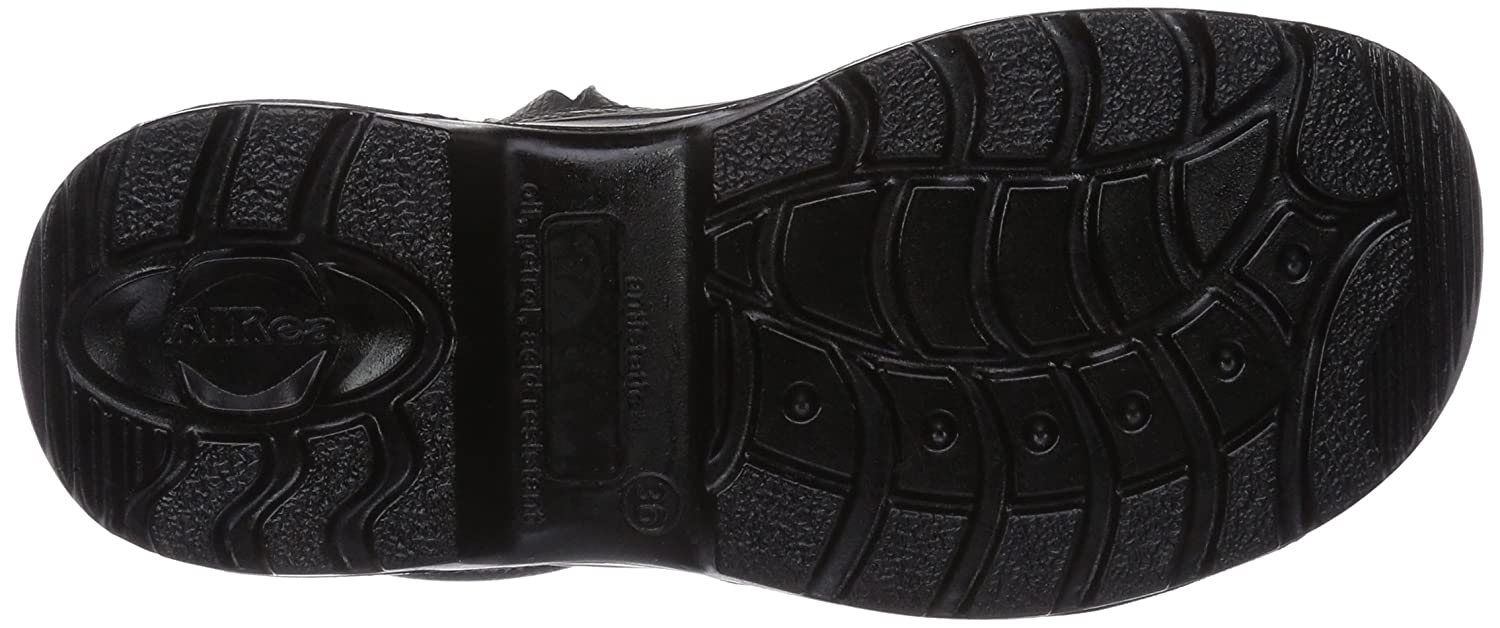 Dylan Wortec S3 - Protection Chaussures Unisexe, Noir / Noir, Taille 48
