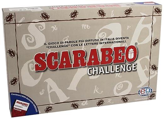 253 opinioni per Editrice Giochi 6033994- Gioco da Tavolo Scarabeo Challenge