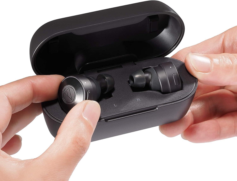Auriculares Bluetooth inalámbricos Audio-Technica ATH-CKS5TW por 75€ ¡¡Ahorras 84€!!