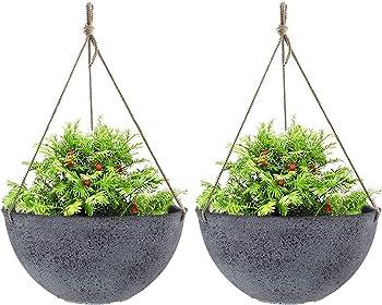 La Jolíe Muse 13.2-inch Outdoor Planters