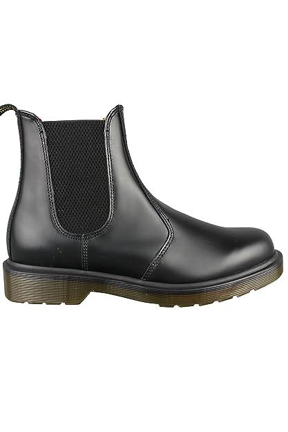 Dr Martens DM S 2976 11853001 Black Smooth Chelsea Dealer Boots UK 6-UK 12   Amazon.co.uk  Shoes   Bags 3712cc680