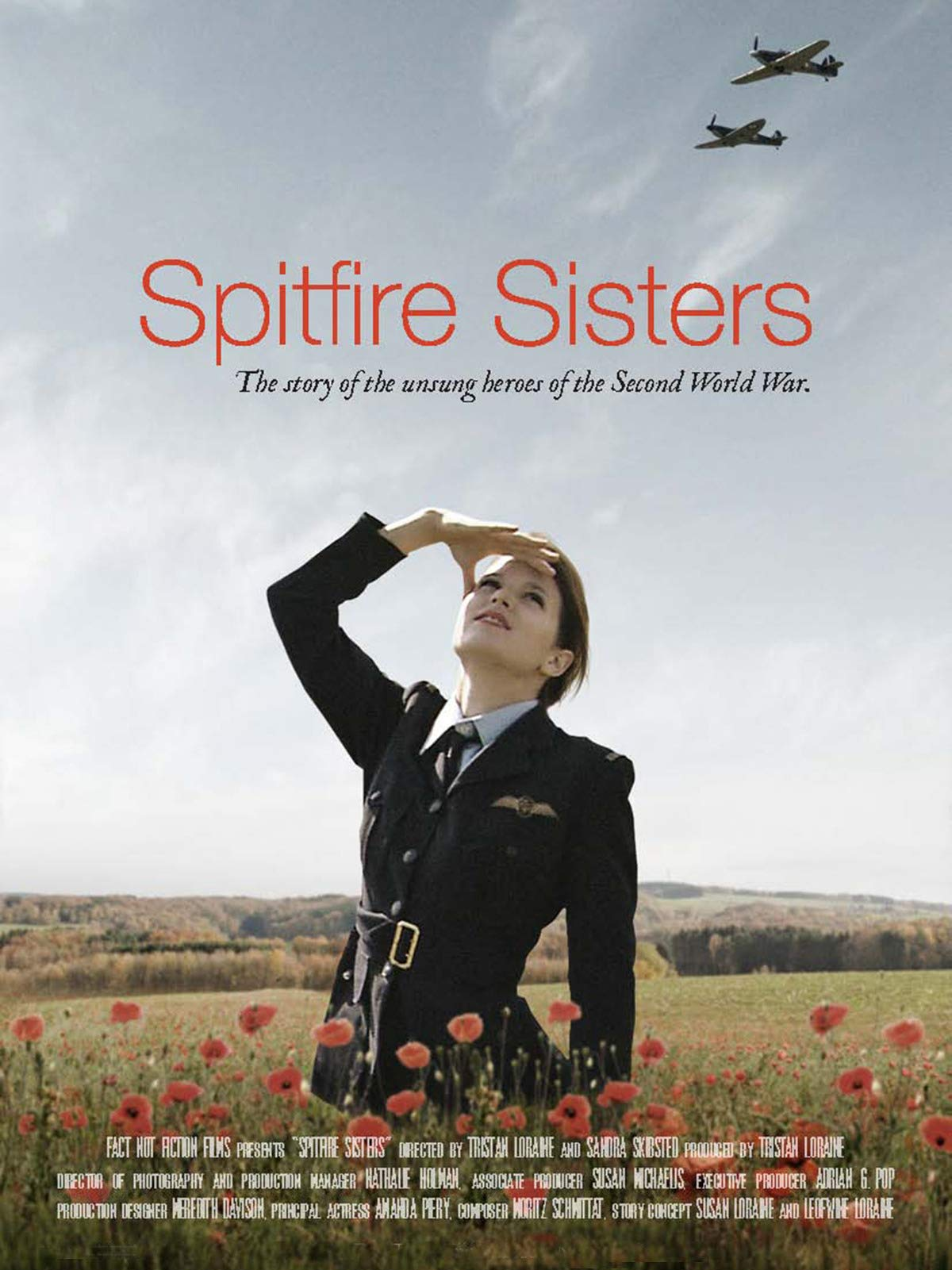 Spitfire Sisters on Amazon Prime Instant Video UK