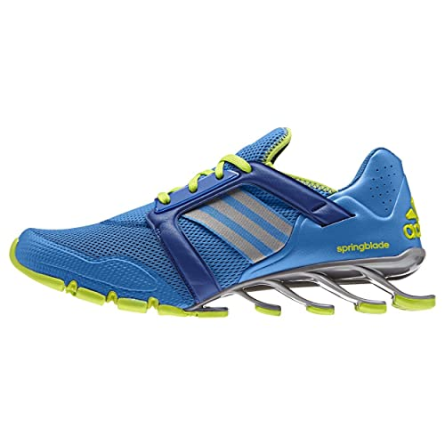 ForceChaussures Adidas E Pour De Course Homme Springblade Bleu USzMVp