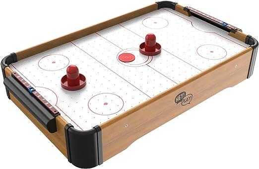 Mini Arcade Air Hockey Table By Hey! Play! - Best Mini Air Hockey Table