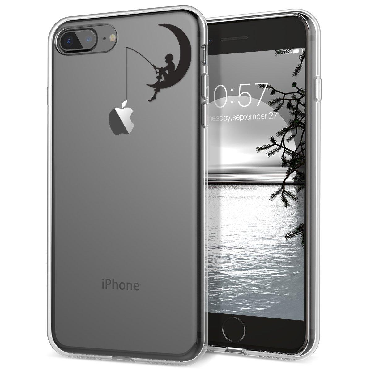 GrandEver Cover iPhone 8 Trasparente Ultra Slim Gel TPU Silicone ...