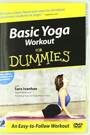 Basic Yoga Workout For Dummies [Reino Unido] [DVD]: Amazon ...