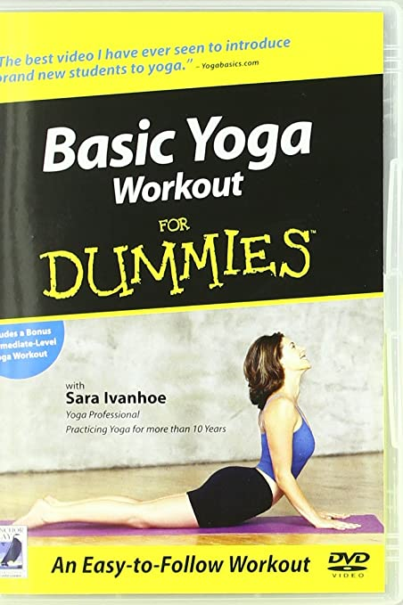 Amazon.com: Basic Yoga Workout For Dummies [DVD]: Movies & TV
