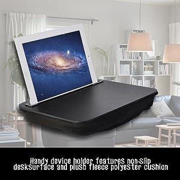 Amazon.com: Microbead regazo computadora universal tablet ...
