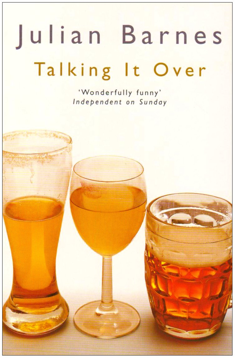 Talking It Over (Picador Books)