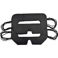 VR Mask 100pcs for VR Headset l Black Eye Mask Cover