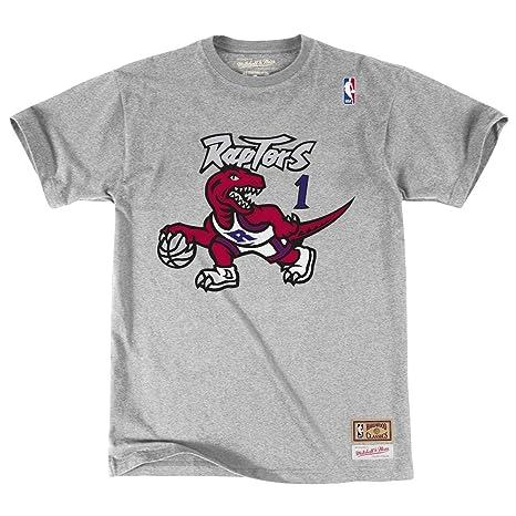 "23b1b6f8 Tracy McGrady Toronto Raptors Mitchell & Ness NBA Men's ""Player""  ..."