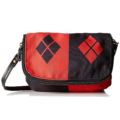 Suicide Squad DC Comics Cross Body Girls Sling Bag