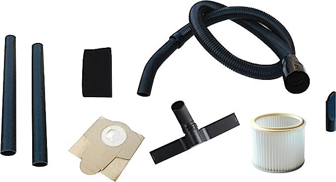 Cevik CE-PRO20X Aspirador sólidos y líquidos, 1250 W, 230 V, Gris metalizado: Amazon.es: Bricolaje y herramientas