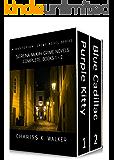 Serena McKay Crime Novels Complete, Books 1-2: A Dystopian Crime Series