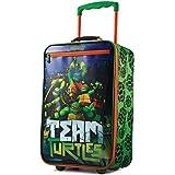 "American Tourister Kids' Softside 18"" Upright, Nickelodeon Ninja Turtles"
