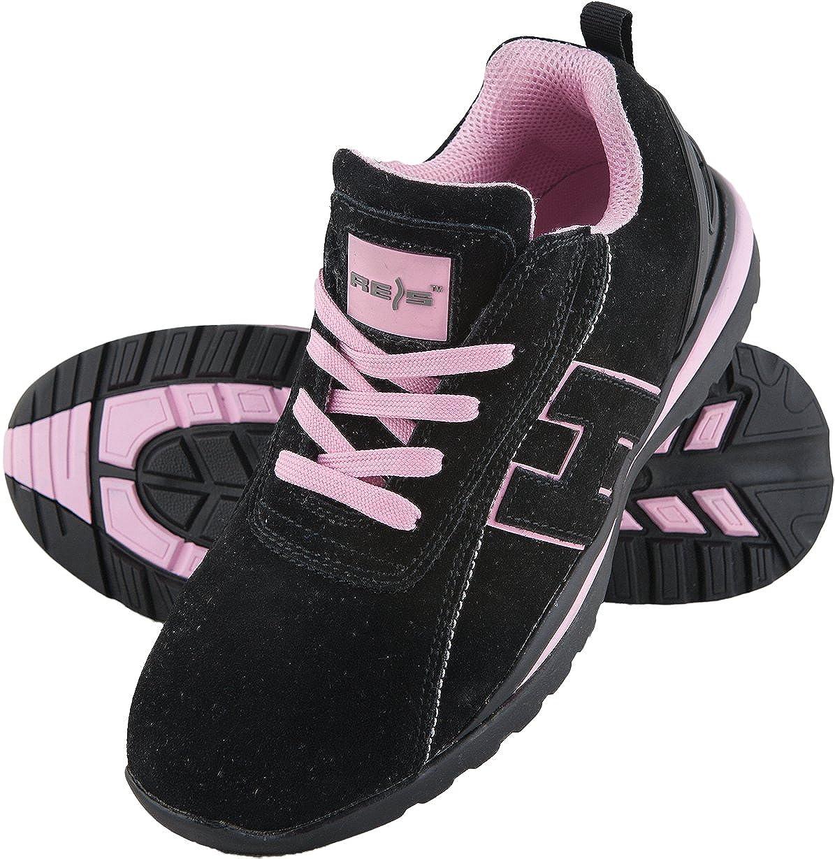 f45c32c1323fc Argentina Chaussures de travail Chaussures de sécurité Taille 36–41 Femme  Embout d'acier: Amazon.fr: Chaussures et Sacs
