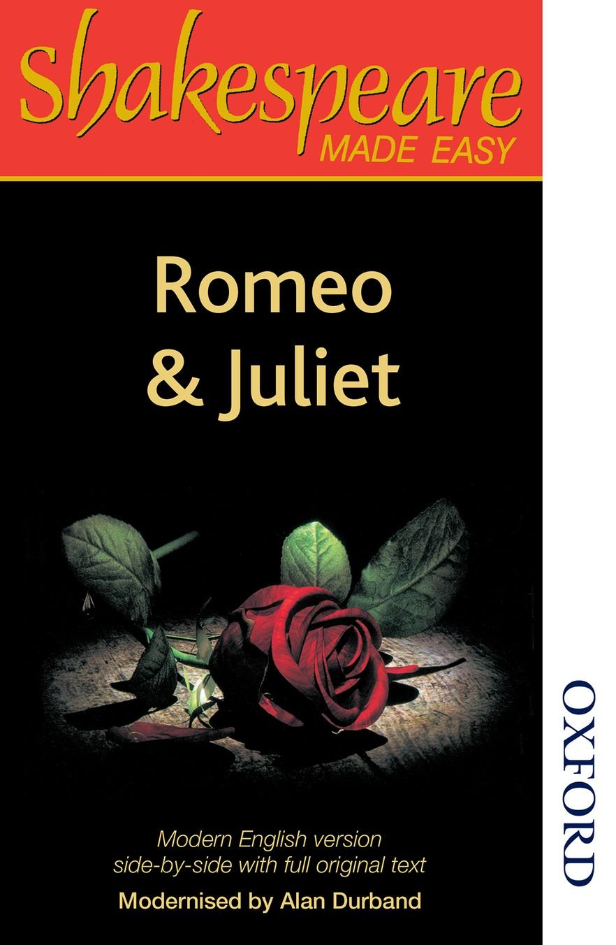 Shakespeare Made Easy Romeo And Juliet Amazon Alan Durband