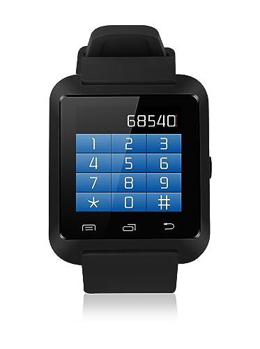 Imperii Electronics Te.03.0060.01 Montre connectée Bluetooth Noir
