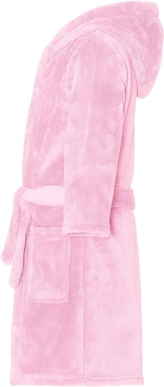Playshoes Fleece-Bademantel Uni Accappatoio Bambina