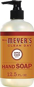 Mrs. Meyer's Merge Liquid Hand Soap, Apple Cider, 12.5 Fluid Ounce