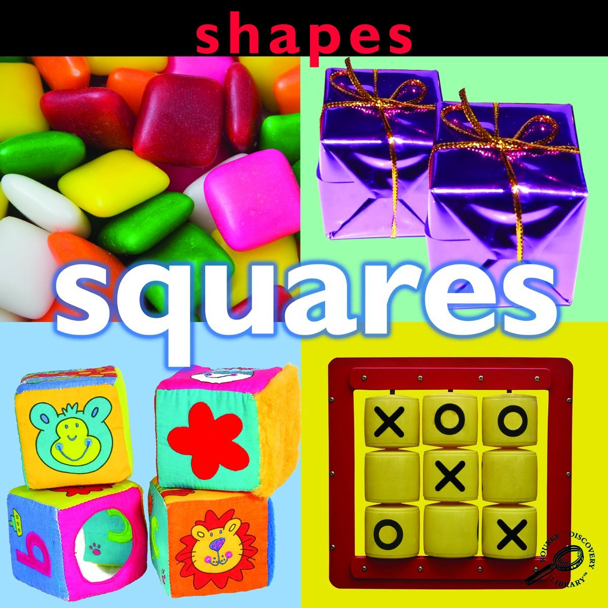 Shapes, Squares (Concepts) pdf epub