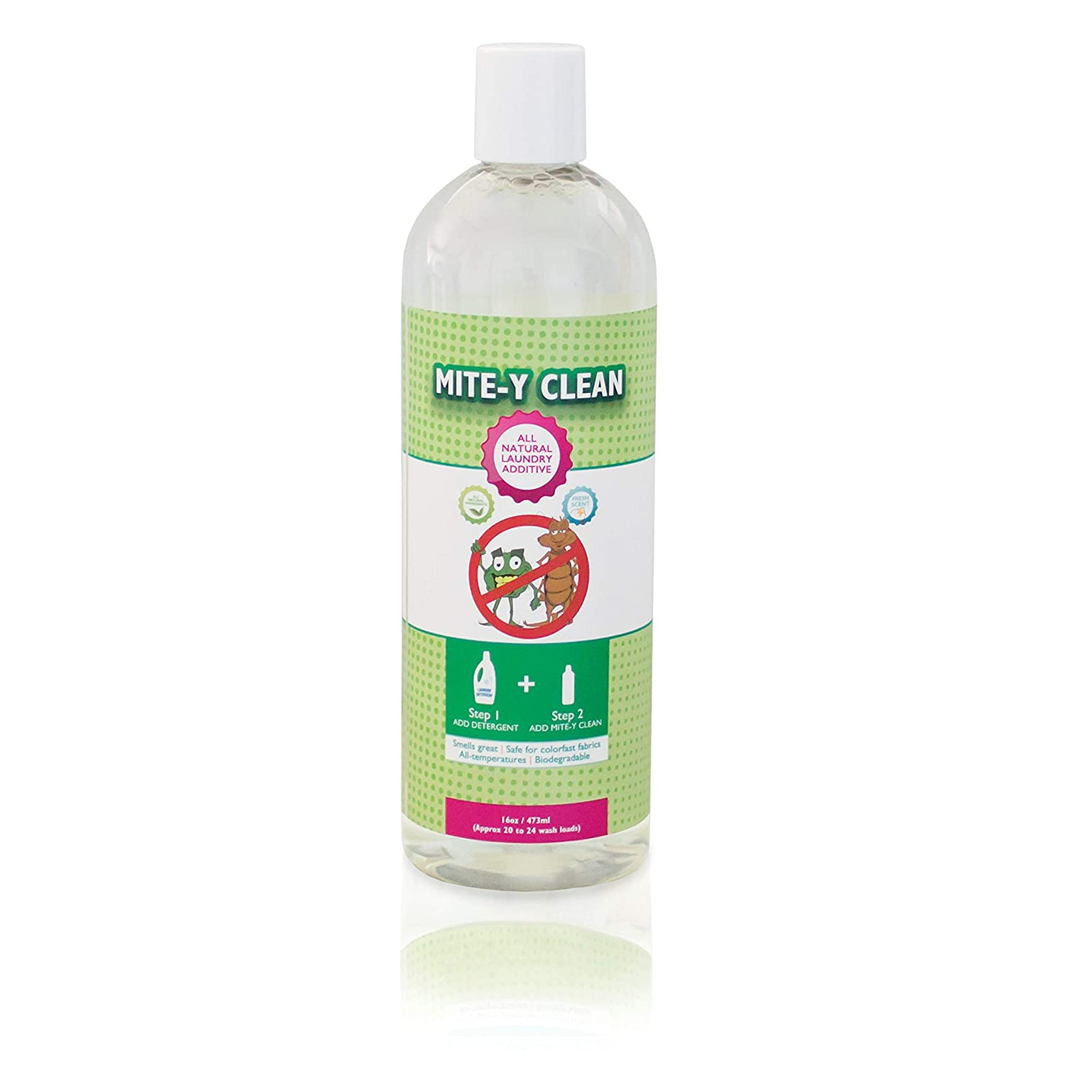 Amazon.com: Mite-y Clean - Aditivo natural para la ropa ...