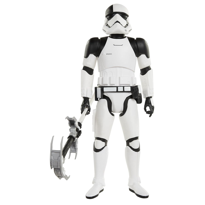 Star Wars The Last Jedi 18 First Order Executioner Stormtrooper Action Figure Jakks 44623-EP8-PLY