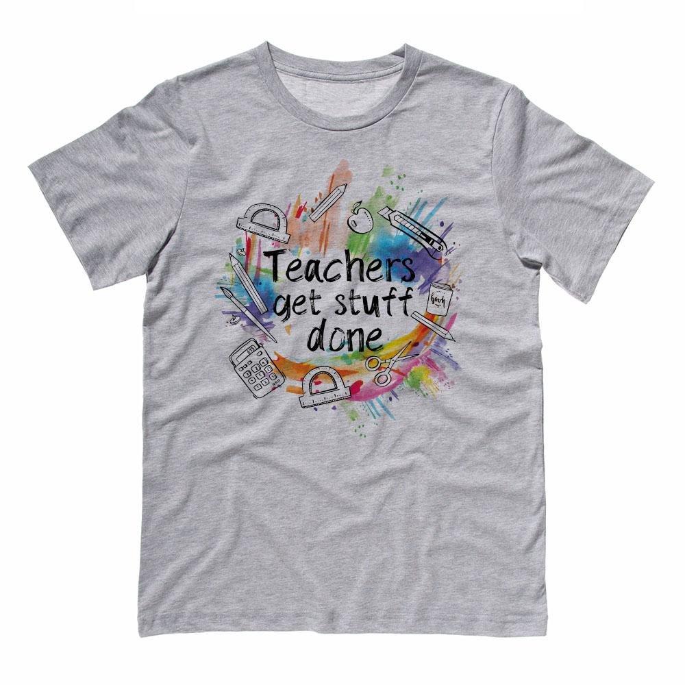 Teas Get Stuff Done Shirt Unisex 3502