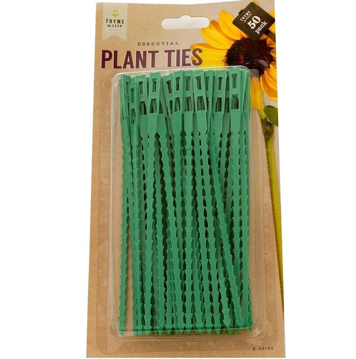 Garden Plant Ties 30 Pack Easy To Use And Reusable