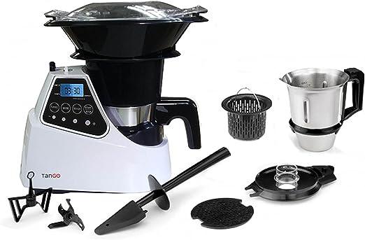 Top SHOP Tango Mix Robot De Cocina Multifunción Cooker: Amazon.es: Hogar