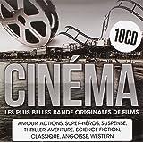 Cinema: les Plus Grandes Musiques de Films du Cinema Français et International
