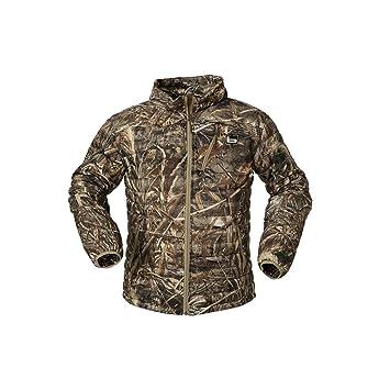 Banded Agassiz ganso abajo chaqueta, hombre, color MAX5, tamaño Small: Amazon.es: Deportes y aire libre