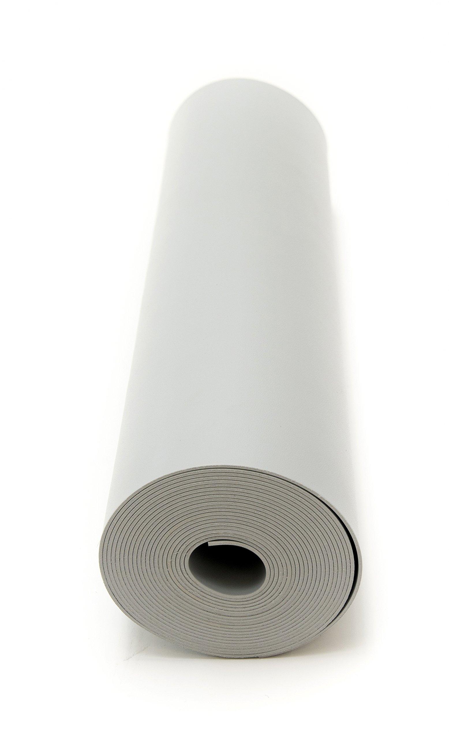 Bertech ESD Mat Roll, 2' Wide x 20' Long x 0.093'' Thick, Gray (Made in USA) by Bertech (Image #3)