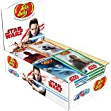 Jelly Belly Star Wars The Last Jedi Jelly Beans, Assorted Designs, 1-oz, 24 Pack