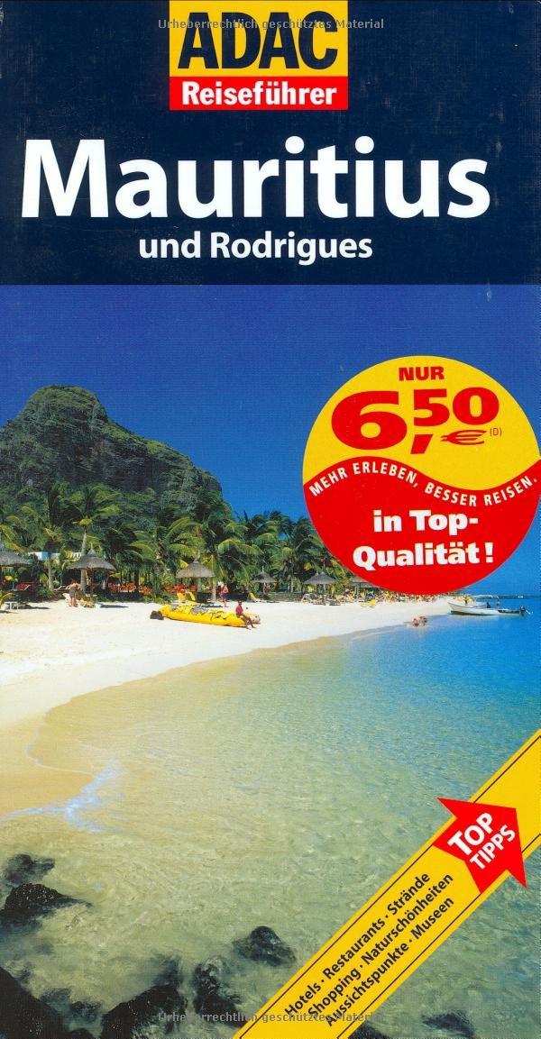 ADAC Reiseführer Mauritius: und Rodrigues