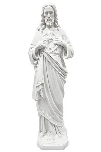 33 Sacred Heart of Jesus Catholic Italian Statue Sculpture Figurine Religious Vittoria Collection Made in Italy