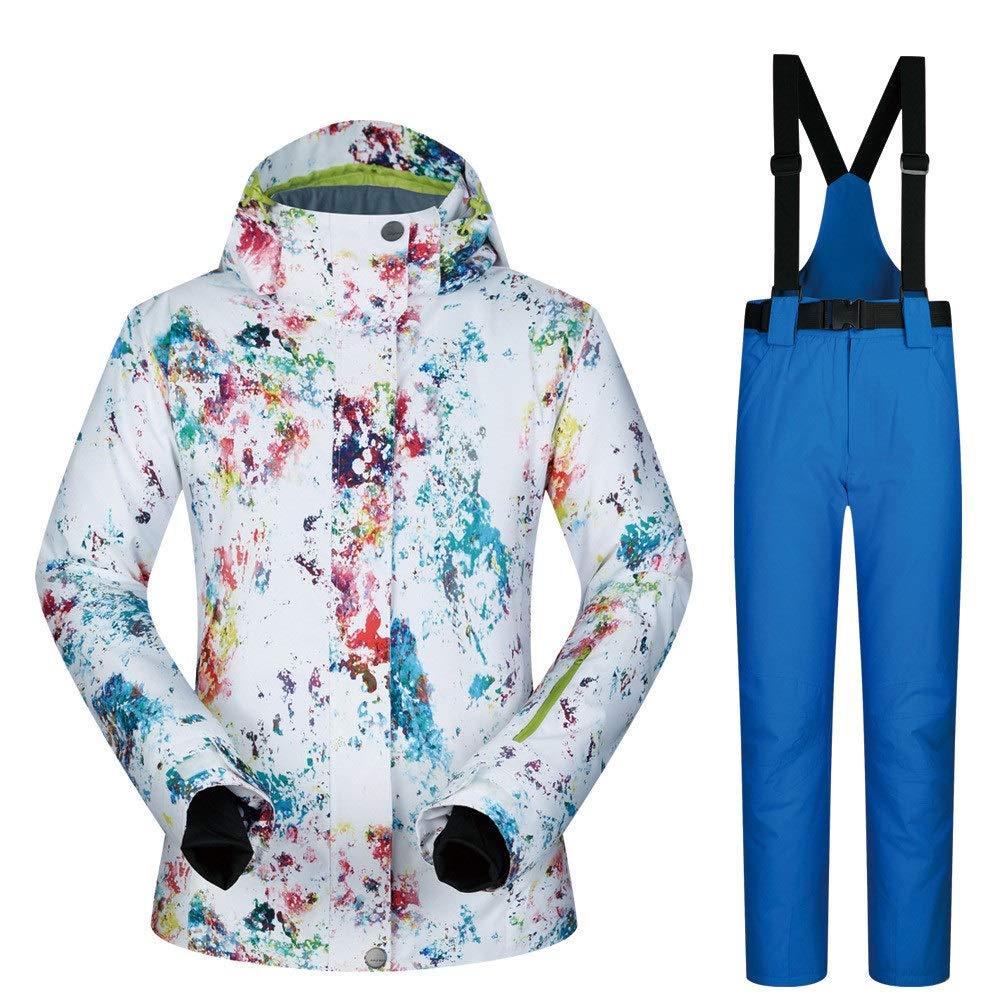 Peggy Gu Cappotto da Sci Sci Sci con Cappuccio e Snowsuit Tuta da Sci Tuta da Sci Invernale da Completo Invernale da Sci per Uomo Sci da Snowboard snowballing (Coloreee   nero Pants, Dimensione   M)B07MJ4RGPWLarge blu Pants | Vendite Online  | Prezzo basso  | D 828c5f