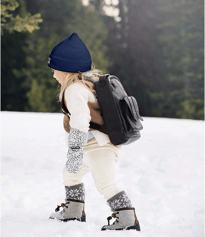 SEAMPOON Boys Girls Knit Caps Kids South-Park-Fingerbang Beanie Hat Soft Cartoon Skull Cap