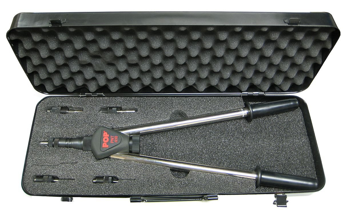 RT-PNT410-M METRIC HEAVY DUTY THREADED INSERT TOOL KIT. COMES WITH M5 TO M12 SET-UPS.