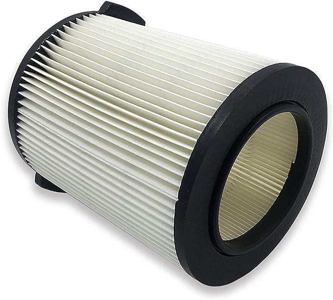Husky Vacs 6 to 9 Gal 2 Pack iSingo Ridgid Standard Wet//Dry Vac Filter VF4000 Compatible with Ridgid Wet Dry Vacs 5 to 20-Gal Craftsman 17816 Vacuum