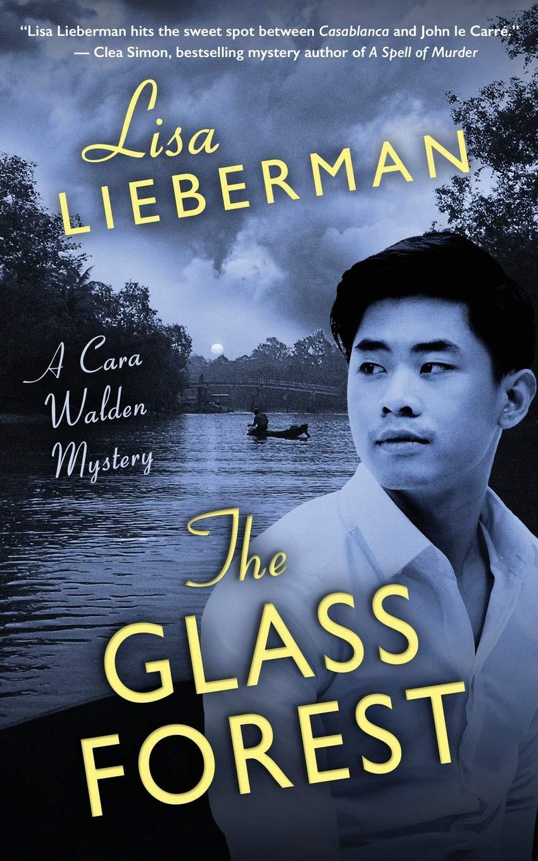 The Glass Forest 3 Cara Walden Mystery Amazon Co Uk Lieberman Lisa 9780998983738 Books