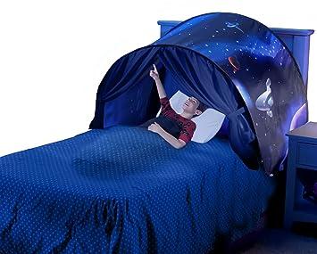 Tente Lit Télé Tents La Galaxie De Unique Vu Dream À wXPukTOZil
