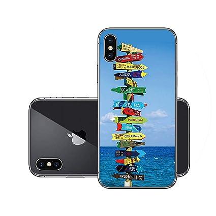 Amazon.com: FUNDA CARCASA PARA IPHONE 7 PLUS 8 6 X 4 5 S ...