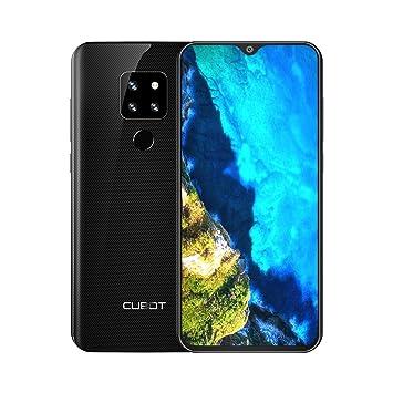 CUBOT P30 Smartphone 4G LTE, Cámara Trasera (AI) 20MP+ 12MP+ 8MP ...