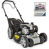 Murray EQ500X Tondeuse à gazon rotative tractée à essence/coupe rotatif de 46cm