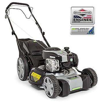 """Murray EQ500X cortacésped de gasolina autopropulsado de empuje de 18""""/46 cm con motor"""